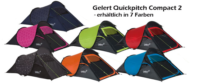 Gelert Quickpitch Compact